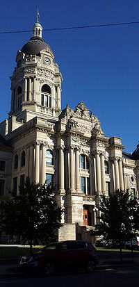 evansville courthouse law