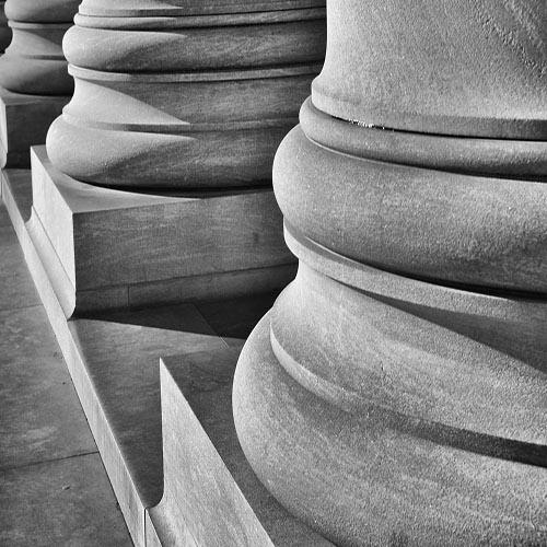 Pillars in evansville